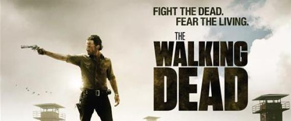 The Walking Dead_Season 3, Poster Art - Photo Credit: Frank Ockenfels/AMC